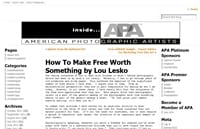 Make Free Worth Something - Lou Lesko